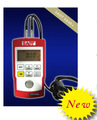 Ultrasonic Thickness Gauge SA40+ measuring metal materials covered with coating