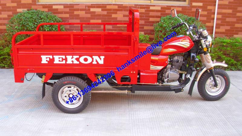Guangzhou 0086-13694242306 fekon motorrad mit drei rädern