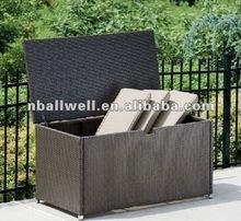 AWRF6160-garden rattan storage box-- 2014
