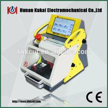 New year promotion!!! Automatic Car Key Cutting Machine Locksmith Equipment SEC-E9 Car Key Cutting Machine
