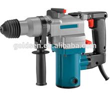 26mm 850W Demolition Rotary Breaker Jack Hammer Core Drilling Machine Electric Power Impact Hammer Drill GW8077