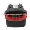 Hilti 36V 3.0Ah Li-ion power tool battery, 36V Hilti B36 Cordless Tool Battery