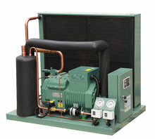 cold room bitzer air cooled micro channel condensing unit