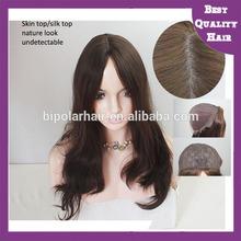 Qingdao top quality Jewish wig Kosher wigs