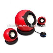 Active multimedia 2.1 home speaker/manual for mini digital speaker android robot mini speaker