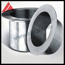 Hot sale industry titanium alloy pipe fittings
