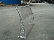 clear cheap patio awning for the front of the door AG36 canopy china manufacturer