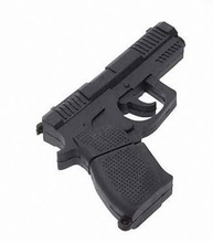 Wholesale Freesample Highspeed usb flash drive gun for Promotional gifts