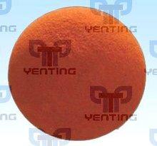 CLEANING SPONGE BALLS FOR CONCRETE PUMP DELIVERY LINE