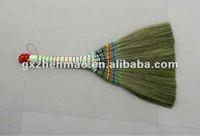 Short handle palm broom