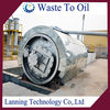 High oil yield! scrap plastic to oil machine with CE ,ISO