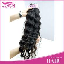 2012 Newly fashion style Beautiful brazilian Human remy hair cheap weft hair extension