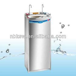 Commercial bottleless water dispenser with water filter