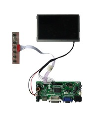 HDMI+DVI+VGA +Audio+Single/Dual LVDS . 5.6 inch LCD modules