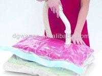 Costom mattress vacuum storage bag for wholesales