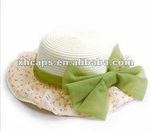 Outback Raffia Frayed Straw Hat