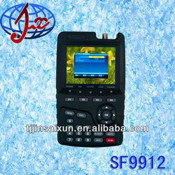 SF 9912 receiver digital tv satellite finder meter