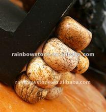china jewelry Vintage river fashion stone bead