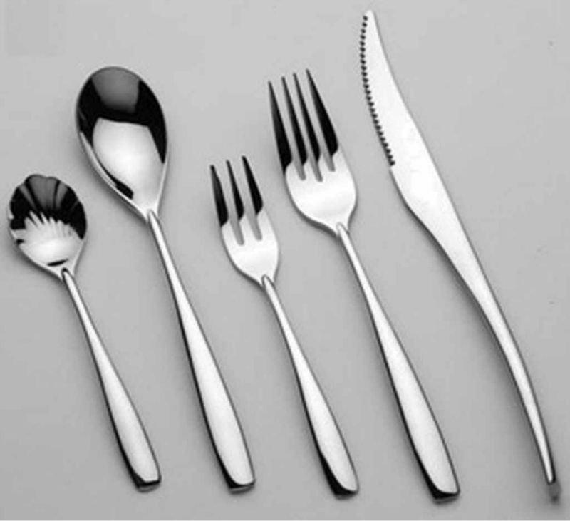 Estilo moderno de utensilios de cocina cubiertos sets for Utensilios modernos