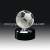 American football crystal award
