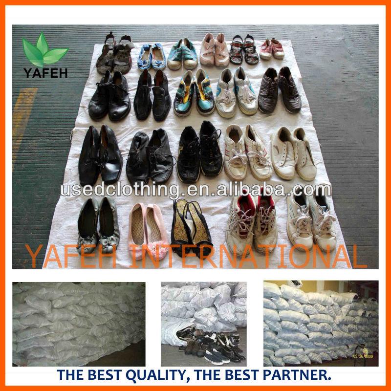 sapatos usados para venda