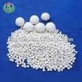 Ce qualität hoher dichte hochreinem al2o3 aktiviert inerte aluminiumoxid-keramik kugel