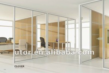 Office glass partition wall(HK85-series)
