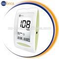 Digital automático de glucosa en la sangre/azúcar/diabetes de prueba del medidor