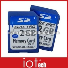 Bulk 2GB SD Card Memory OEM