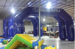 2014 high quality inflatable arch/inflatable entrance arch /finish line inflatable arch