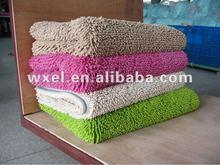 Promotional chenille microfiber carpet