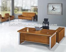 Best selling executive desk dubai teak ceo desk/L-shade computer desk