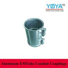 aluminum emt conduit couplings