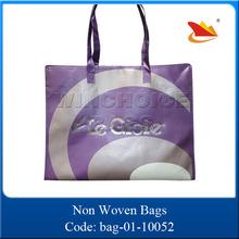 High quailty folding recycled non woven bag