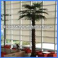 hot venda interior ou exterior artificial tamareira como decoração em hotel