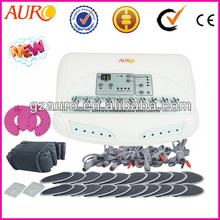 Top!!!6804 galvanic breast actives& body slimming machine