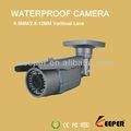 600 40m tvl ir impermeável ao ar livre sharp sony color ccd da câmera