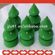 2013 hottest christmas gift sponge christmas tree