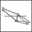 TSB-BM1101 titanium alloy bmx frame