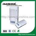 Pir+cds controle automático de luz do sensor com 6 led