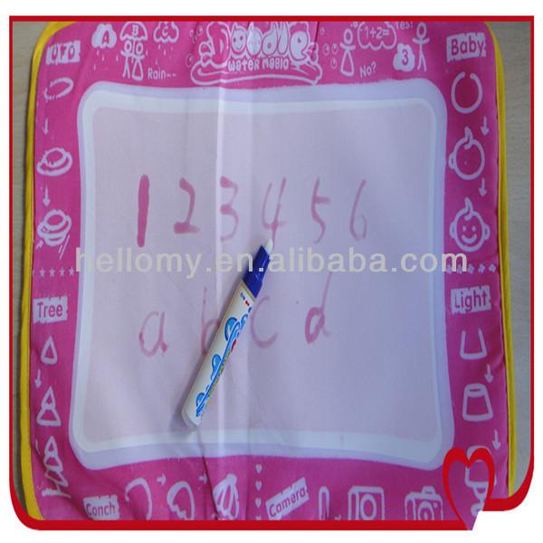 Fshion Lovely Design Aquadooble Drawing Mat