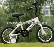 12'' white boy bmx kids bicycle