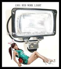 high quality hid working light for truck flood light tractor worklight HID worklamp 12V 24V