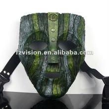 High Quality Decoration Movie Resin The Mask Loki mask