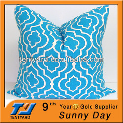 Custom outdoor/Indoor decorative pillow cover