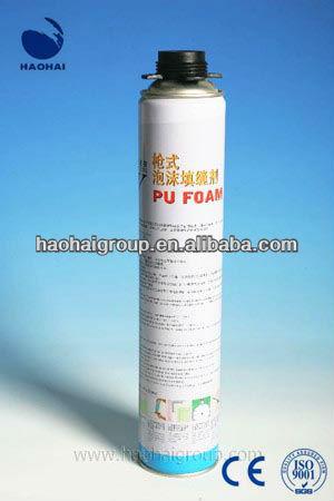 PU Insulation Factory Construction PU Foam Mastic Sealant