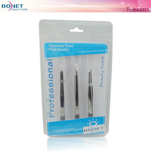 TS201219 LFGB qualified surgical stainless steel tweezers