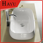HY5106 hot sell ceramic wash basin for sale