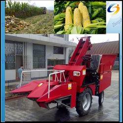 Easy operation/energy saving mini/small corn harvester
