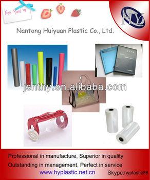 Cosmetic Bag PVC Plastic Film